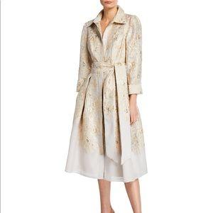 Rickie Freeman for Terri John Jacquard Dress.
